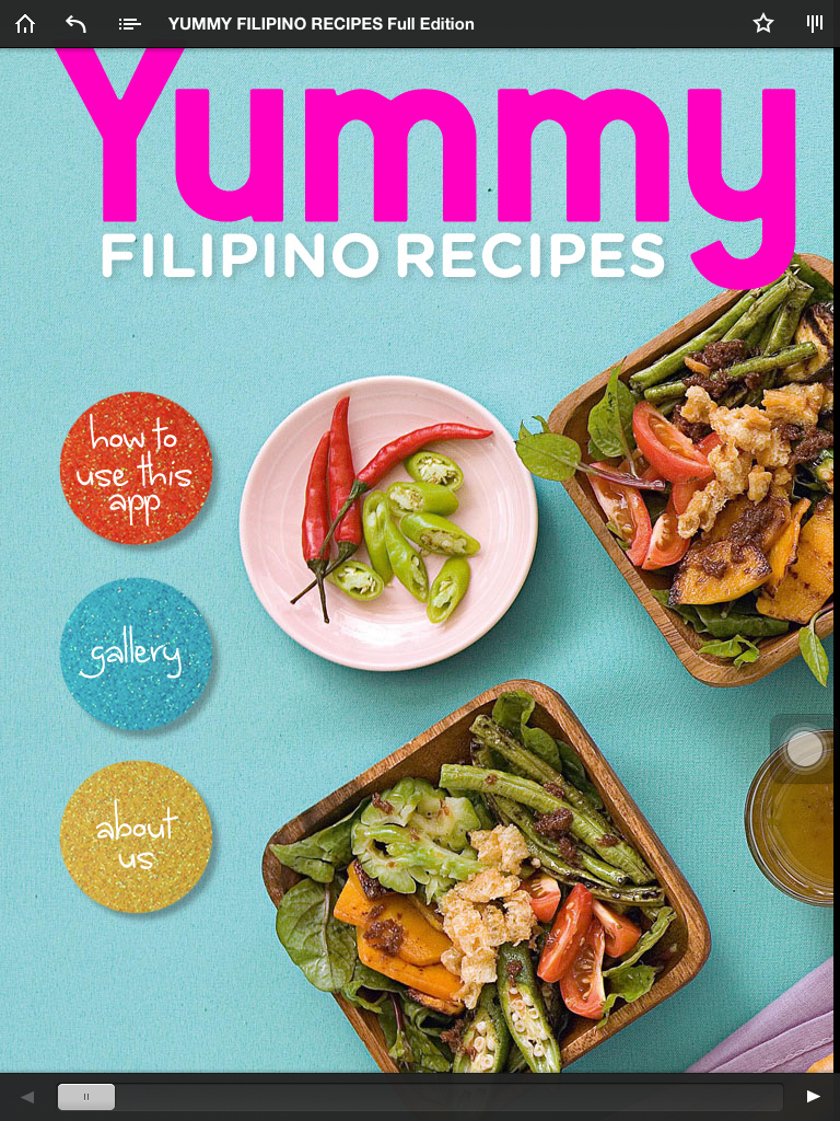 Manila foodistas food lifestyle travel july 2012 even the not so techie momsdads can enjoy this app because its so easy to use it even comes with a how to use this app feature and handy navigation forumfinder Gallery