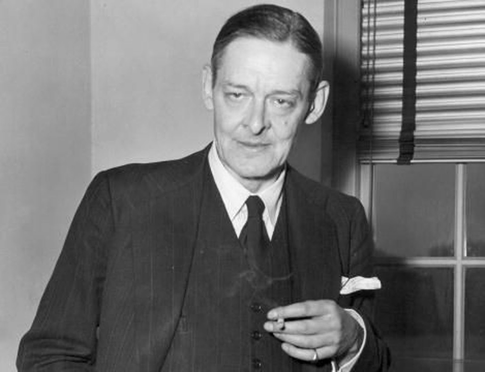 the themes of ceremonies in the wasteland by t s eliot And the vegetation ceremonies in the golden bough the manuscript of t s eliot's the waste land show how extensively ezra pound's revisions and themes.