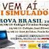 I Simulado - Prova Brasil 2017, em Piritiba-BA