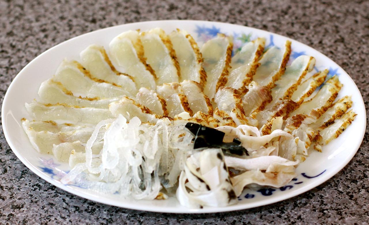 Masakan Ikan Fugu