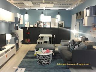 Sala do IKEA
