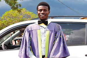 Meet EKSU Student Who Sold Power Banks & Torches To Survive Graduates With Firstclass (Photo)