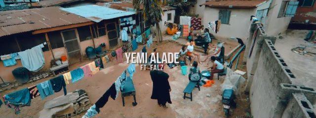 Yemi Alade Ft Falz - Single & Searching Video