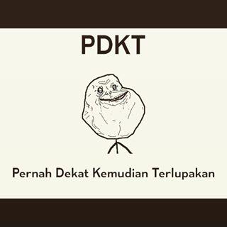 DP BBM Lucu Ngakak PDKT