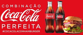 Promoção Compre e Ganhe Combinação Coca-Cola Perfeita