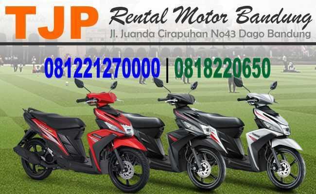 Sewa Rental motor dekat Jl. Dr. Djunjunan