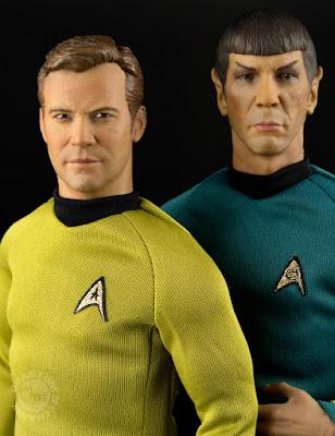 Kirk e Spock della Quantum Mechanix