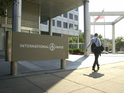 The Downward Spiral: International Paper Closing Four Plants