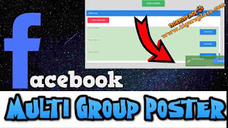 How to post in multiple Facebook groups at once - [Facebook Auto Poster 2019]
