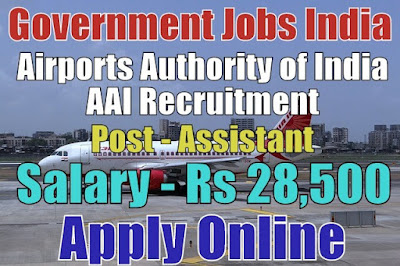 Airports Authority of India AAI Recruitment 2018