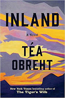 Inland by Téa Obreht (Book cover)