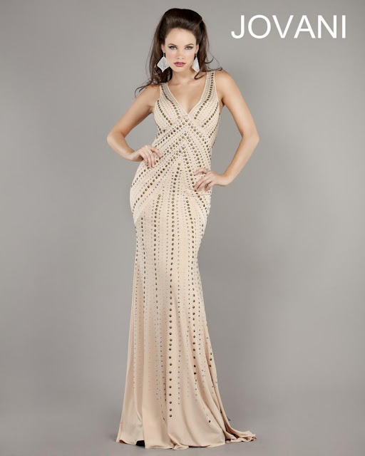 Hermosos vestidos de moda | Colección Jovani