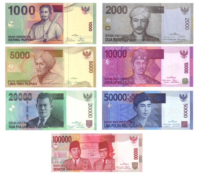 Ternyata Ada Hal Yang Aneh Jika Di Perhatikan Dengan Seksama Mata Uang Indonesia ini, Pasti Bikin Kamu Penasaran Ternyata ..