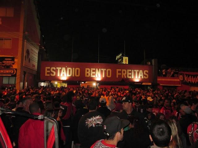 Estádio Bento Freitas