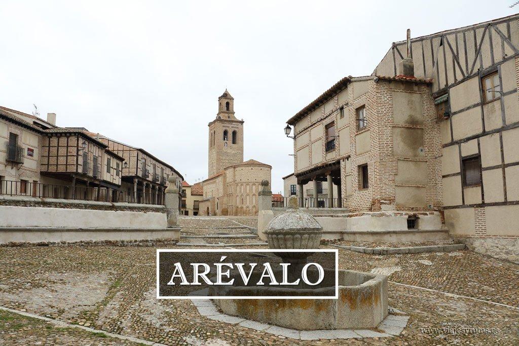 Qué ver en Arévalo, la villa de Isabel la Católica