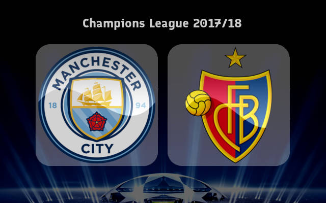 Manchester City vs FC Basel - Video Highlights & Full Match