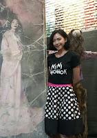 Gesata Stella Adrian Pemeran Nyonya Oei di film Nini Thowok