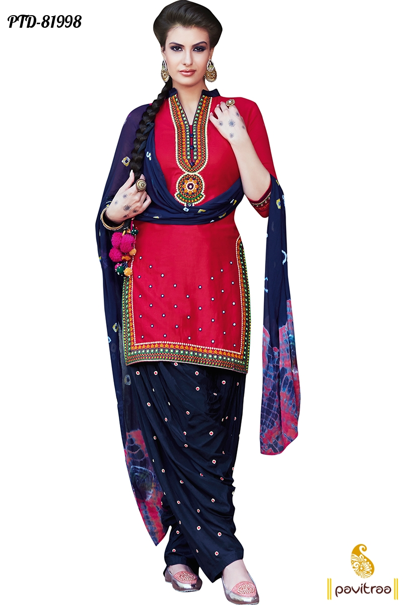 Girls latest fashion trends gallery ethnic wear designer for Online suit builder