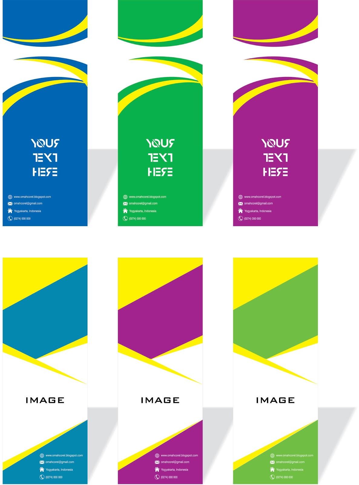 Download 10 Desain Template X Baner Keren Format Cdr - Ucorel