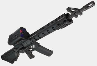 Nuovo TrackingPoint 300HO, il fucile che controlla la preda