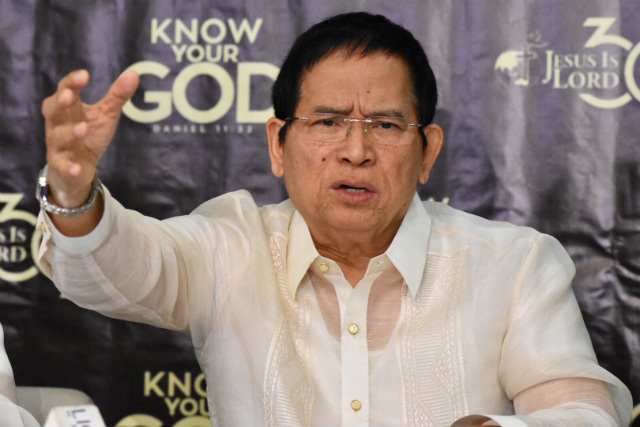 Bro. Eddie Villanueva