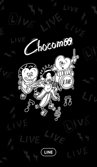 LIVE! LIVE! LIVE! by Chocomoo