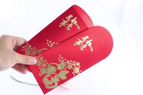 4 Hal Penting Dalam Tradisi Amplop Angpao Pernikahan
