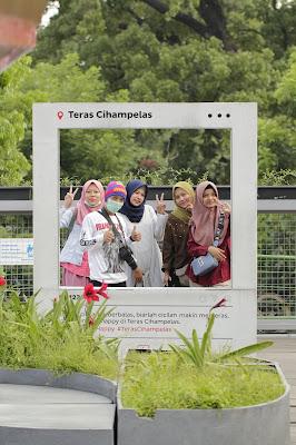 Jadi Baru Kebumen 2018 Tour To Bandung, Best Momen- foto terbaik di teras cihampelas bandung 7