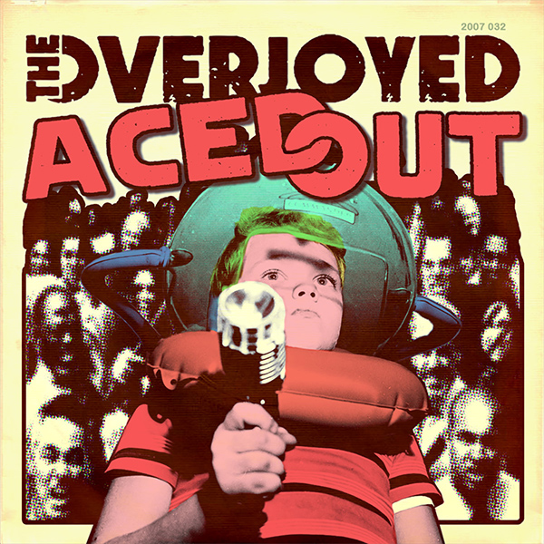 """The Overjoyed stream new album """"Aced Out"""", premiere video for """"Defanged"""""""