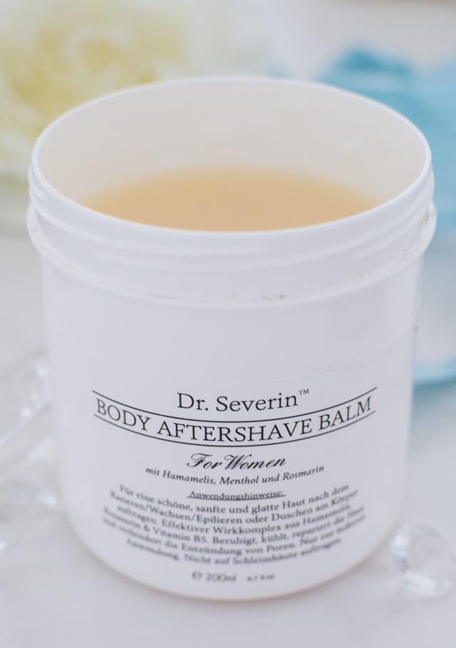Rasur, Pflege, nach dem Rasieren, Pflege, Test