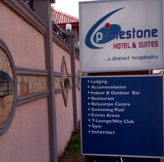 We Learnt That The Multi Million Naira Hotel Was Bought In Damola Olatunji And Bukky Awoyemi S Name