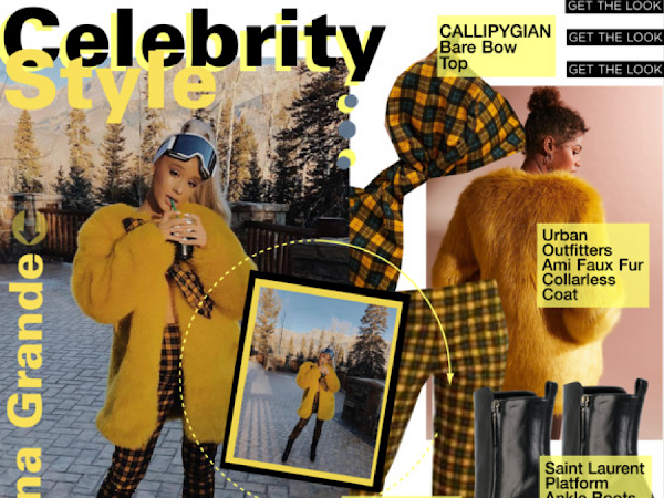 Celebrity Style for LESS!