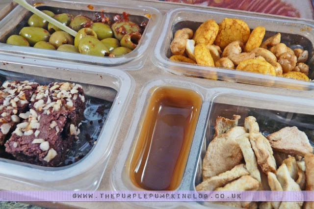 graze box review - nature delivered!