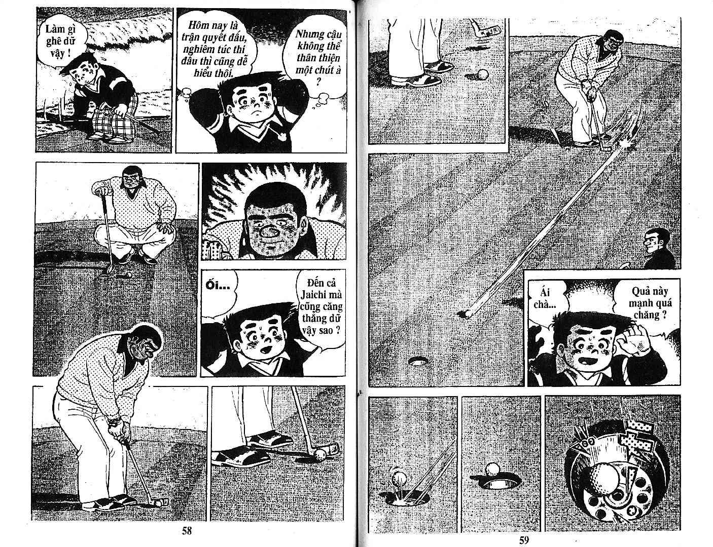 Ashita Tenki ni Naare chapter 28 trang 28