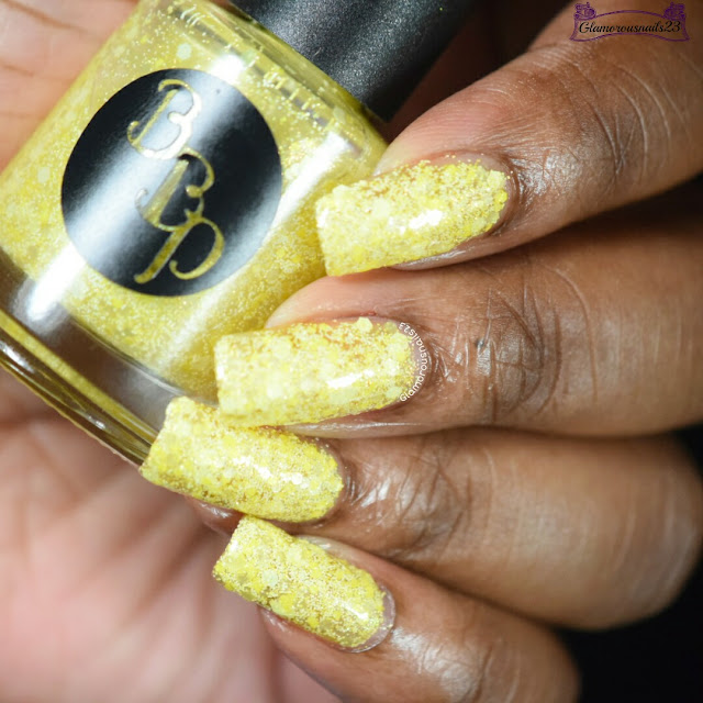 Bad Bitch Polish Lemon