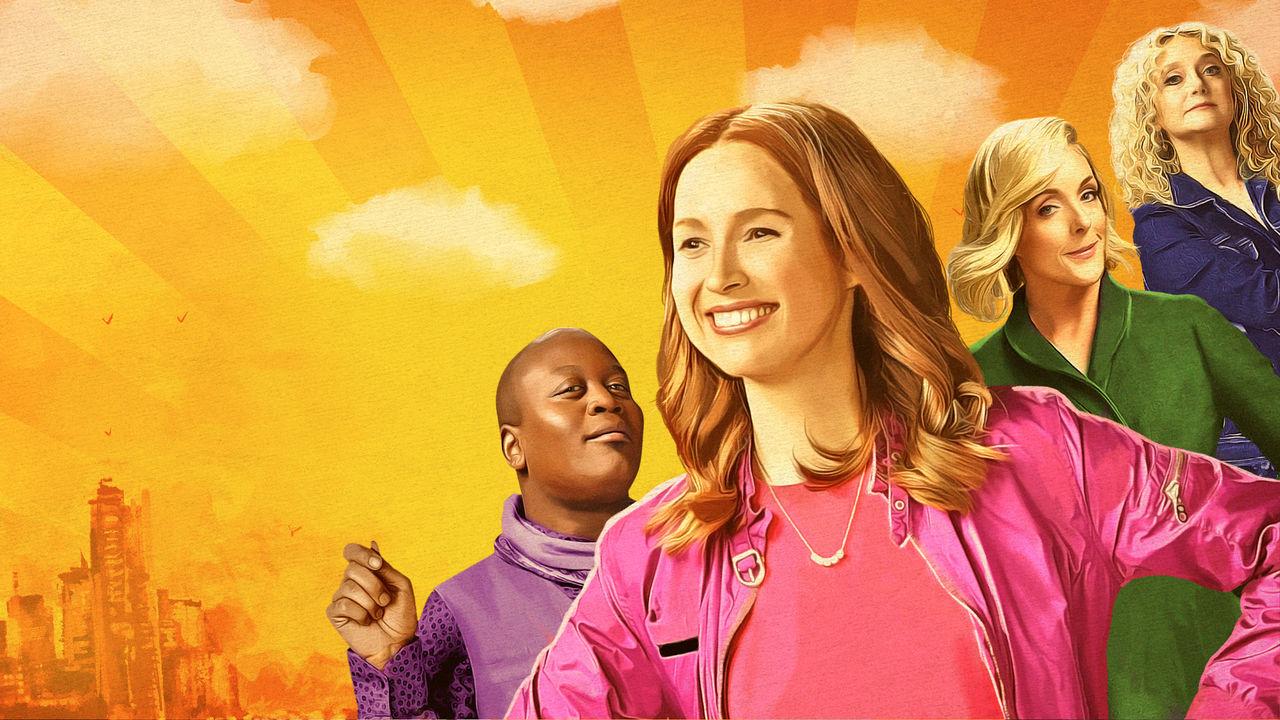 Tercera temporada de 'Unbreakable Kimmy Schmidt'