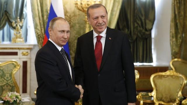 Ξαφνικά ρήγμα Τουρκίας – Ρωσίας; Τουρκικός αιφνιδιασμός με εμπάργκο σε ρωσικά σιτηρά!