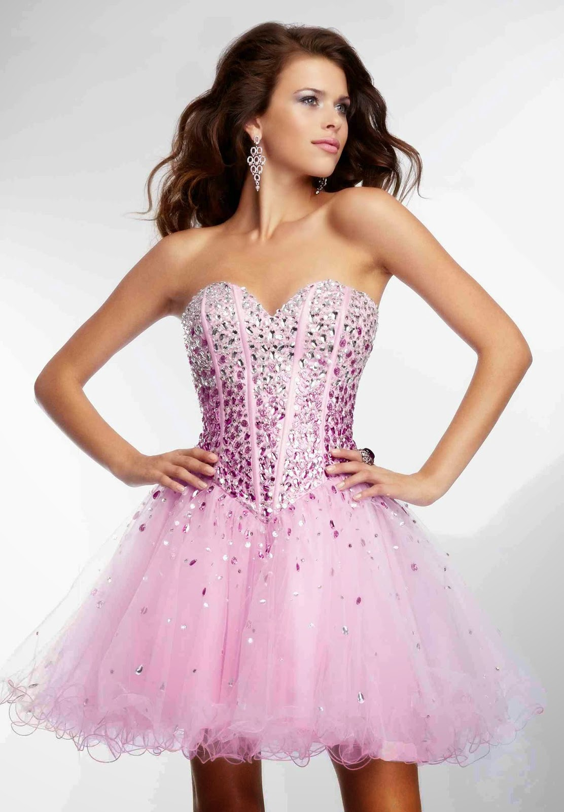 Asombrosos vestidos de fiesta   Colección 2015   101 Vestidos de ...
