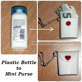 mini purse     wesens-art.blogspot.com