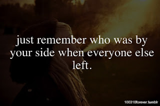 Kehilangan Teman Baik