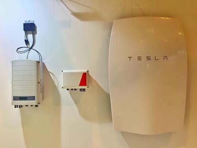 Els primers resultats de la bateria per a la llar de Tesla