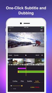 CoolPixel .. محرر فيديو جديد على أجهزة آيفون