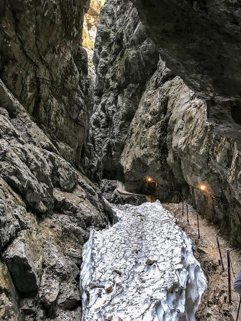 Höllentalklamm und Hupfleitenjoch  Wanderung Garmisch-Partenkirchen 04