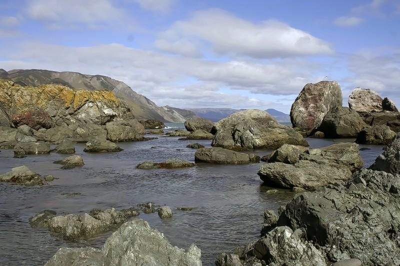остров камень-город берингово море мыс камчатский