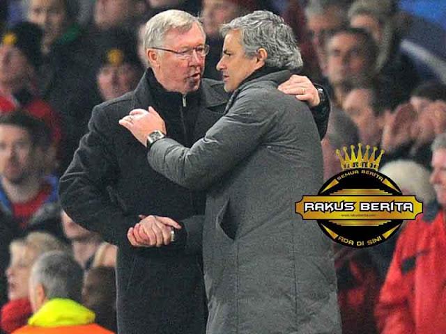 Mourinho Bidik Rekor Sir Alex Ferguson Di Liga Champions