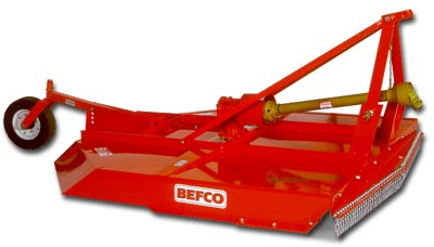 Consumer Savvy Reviews: 3 Series of Befco Mowers & Rotary