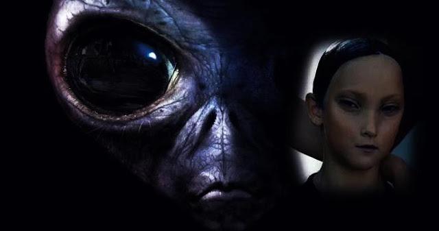 hijos de extraterrestres en la tierra