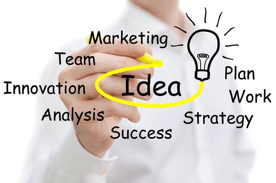 The simple ideas for online business marketing