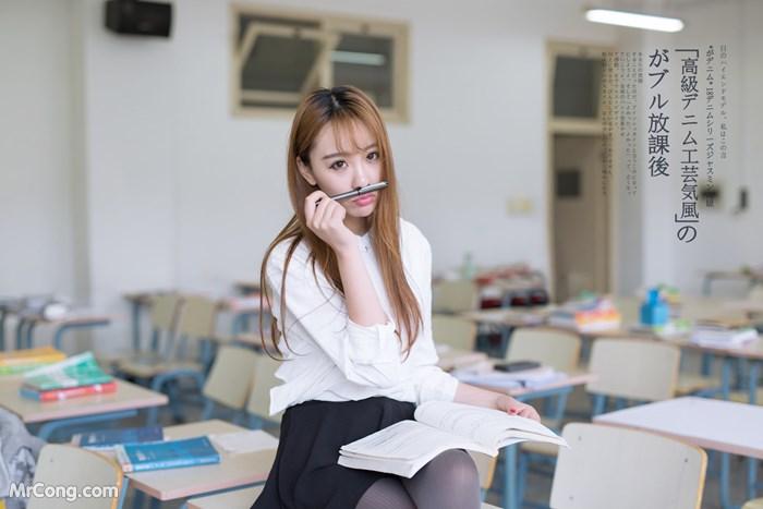 Image School-girls-by-Ronnie-MrCong.com-080 in post Những cô nàng nữ sinh xinh đẹp mê mẩn người xem chụp bởi Ronnie (96 ảnh)