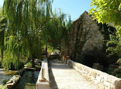 Molino de agua en Zrnovnica